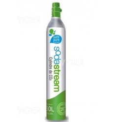 BOUTEILLE RECHARGE GAZ CO2 SODASTREAM