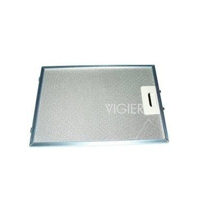 FILTRE A GRAISSE METALLIQUE HOTTE SCHOLTES ARISTON C00136771