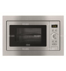 Micro ondes combiné 25 litres 900W+1000W inox Faure