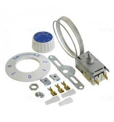 KIT THERMOSTAT REFRIGERATEUR 2 COSSES (DEGIV.MANUEL) VC1