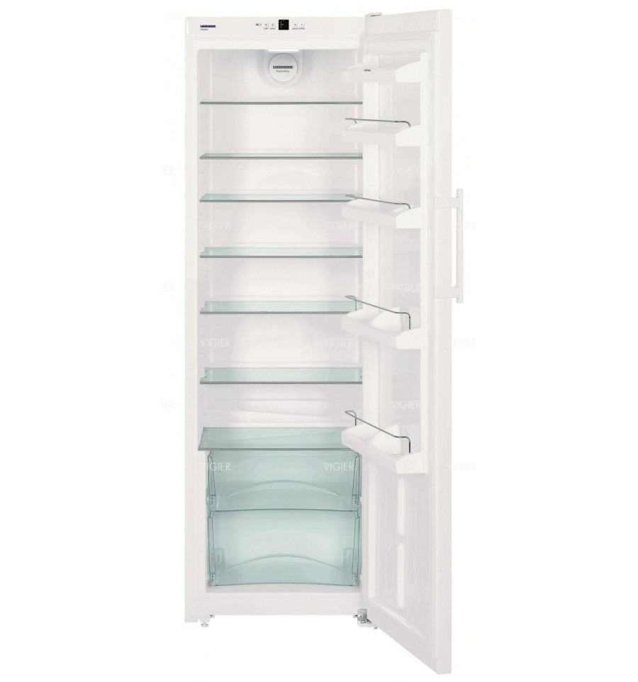 refrigerateur 1 porte 390l air brasse liebherr. Black Bedroom Furniture Sets. Home Design Ideas