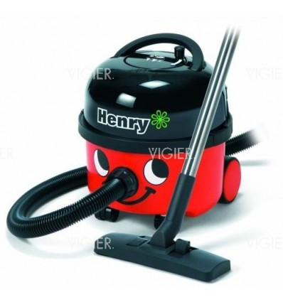 ASPIRATEUR BIDON SEMI-PRO NUMATIC HENRY ROUGE