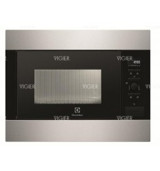 Micro ondes solo 26 litres 900W inox Electrolux EMS26004OX