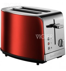 GRILLE PAIN JEWELS RUBIX INOX RUSSELL HOBBS