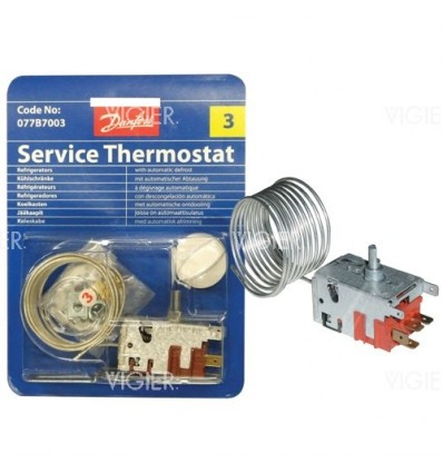 THERMOSTAT DANFOSS N°3 DEGIVRAGE AUTOMATIQUE
